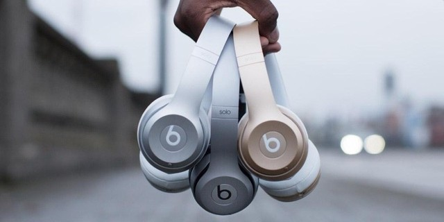 Tai nghe Bluetooth Beats Solo 2 Wireless