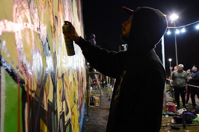 Merlo Urbano: nace una generación de artistas urbanos