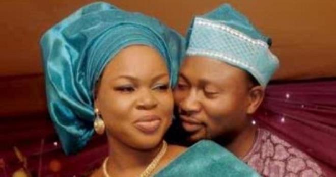 Popular Yoruba actress, Taiwo Aromokun's marriage crashes 1