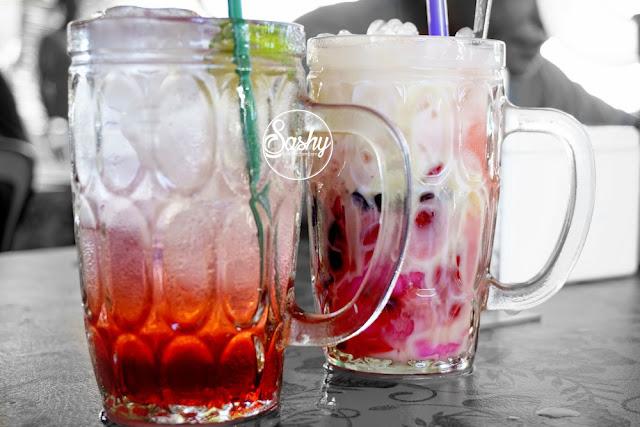 es gula dan es campur