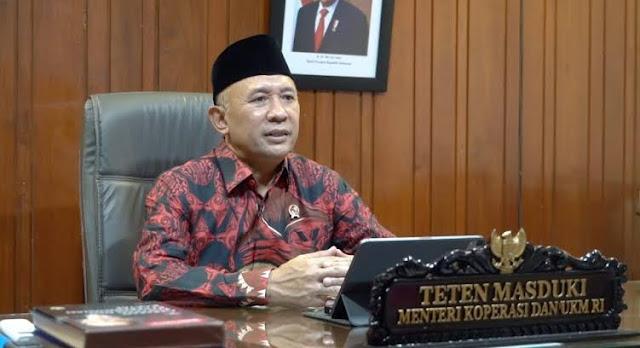 Reshuffle Menanti Menteri Teten? Begini Kata Pengamat