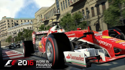 F1 2016 video game unblock earlier early access