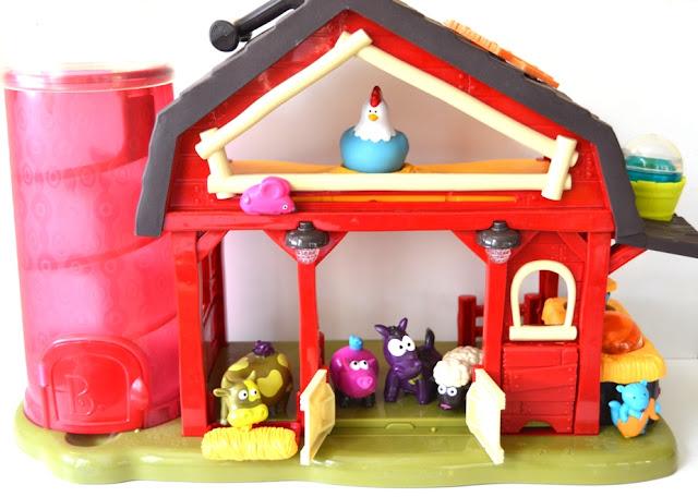 B. Toys Baa Baa Barn