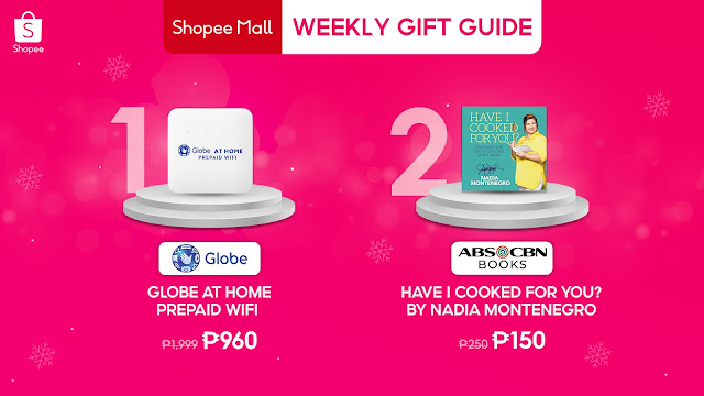 Shopee Weekly Gift Guide