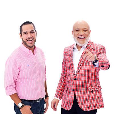 Jochy Santos y Juan Carlos Pichardo.