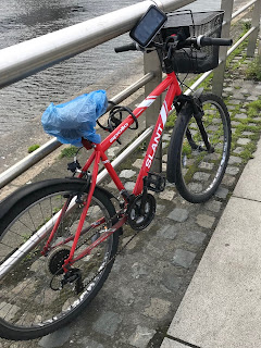 Stolen Bicycle - Apollo Slant