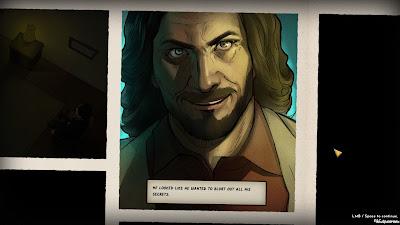 Coffee Noir Business Detective Game Screenshot 8
