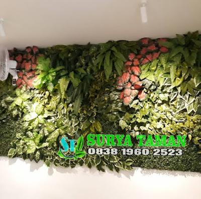 Jasa Pembuatan Vertikal Garden Sintetis di Bogor - Tukang Rumput Bogor