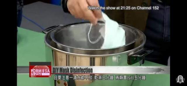 Cara Mensterilkan Masker bedah Agar bisa Dipakai Lagi, Hanya Butuh Rice Cooker!