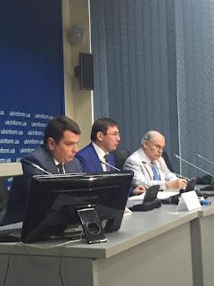 Я как Генпрокурор считаю, что есть признаки правонарушений со стороны всех участников конфликта, - Луценко о противостоянии ГПУ и НАБУ - Цензор.НЕТ 2375
