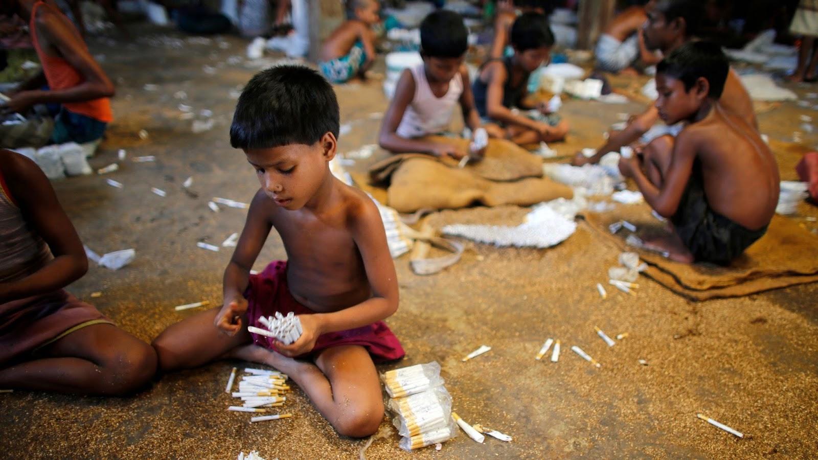 Pobreza: el símbolo de un país
