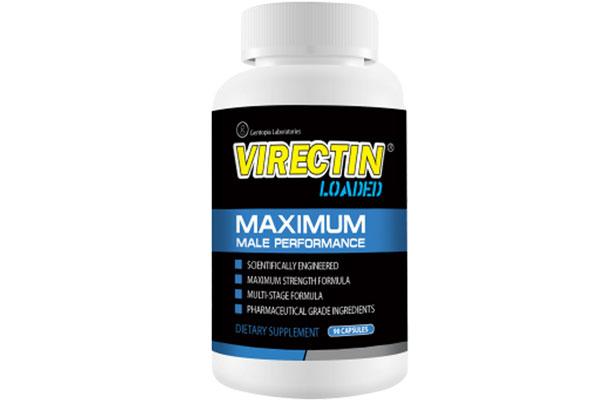 Thuốc viên tăng sinh lý Virectin Maximum Male Performance