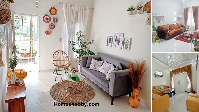 6 Desain Ruang Tamu Minimalis Ukuran 3 X 3 Sederhana Tapi Nyaman Untuk Keluarga Homeshabby Com Design Home Plans Home Decorating And Interior Design