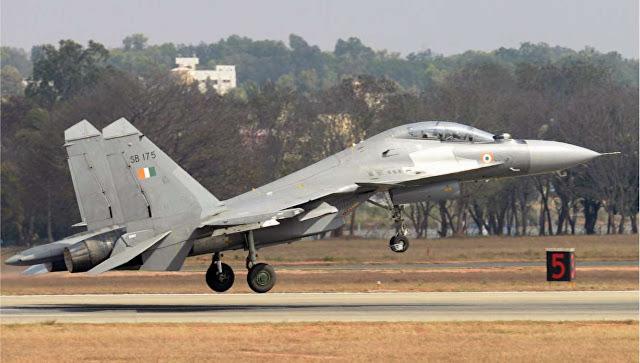 India sudah menerima 240 dari kontrak 272 Pesawat tempur Su-30MKI