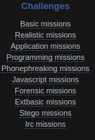 Hackthissite Challenges
