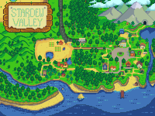 Fan of Harvest Moon? Check out Stardew Valley on Steam  | NeoGAF