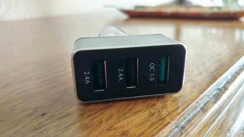 Unitek Y-P530C złącza USB