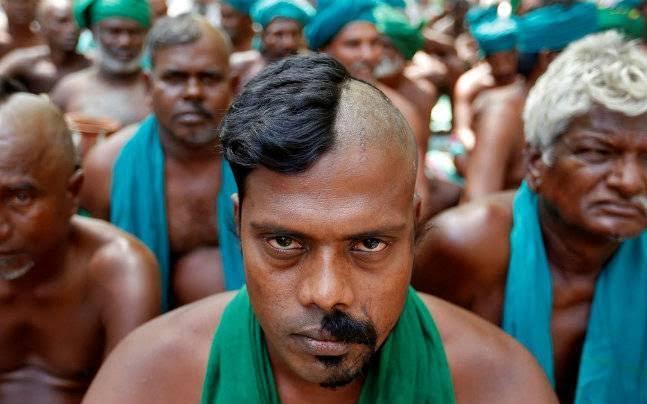 Farmer protests in India.भारत में किसान विरोध प्रदर्शन