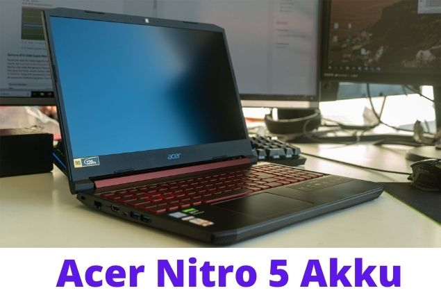 Acer Nitro 5 - a quick gamer with rough edges