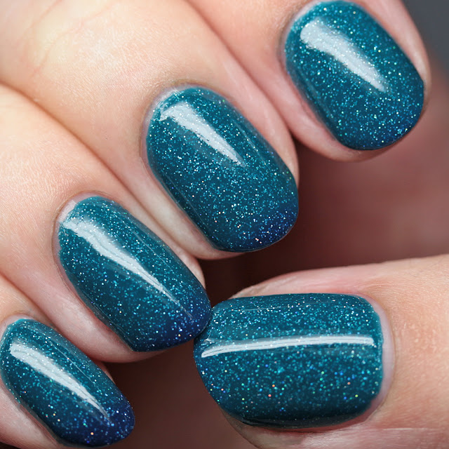 Grace-full Nail Polish Freeze