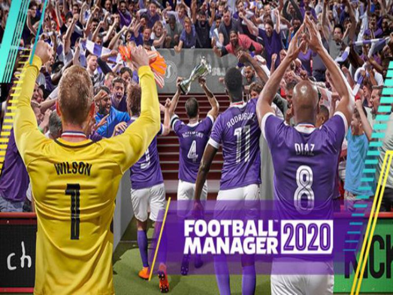 Download Football Manager 2020 Game PC Free