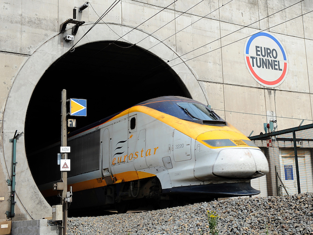 Eurotunnel de Londres a Paris
