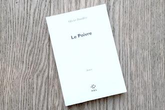 Lundi Librairie : Le poivre - Olivier Bouillère