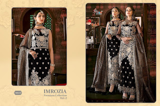 Shree Fab Imorzia Premium Collection Vol 2 Pakistani Suits