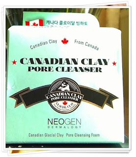 [NEOGEN] Canadian clay pore cleanser - recenzja