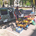 Боротьба зі стихійниками: на Солом'янці покарали торговців-порушників