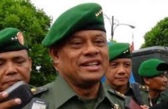 Kata Panglima Soal Penjelasan Wiranto Tentang Pembelian Senjata BIN