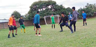 Okinawa FC vuelve al trabajo