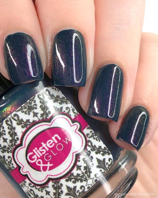 Glisten & Glow Wrong Lever! 25 Sweetpeas