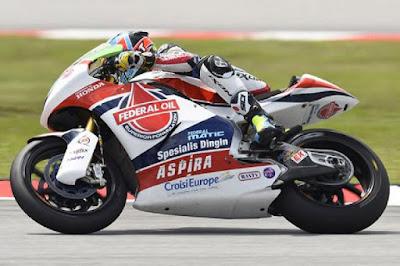 Produk Indonesia Mejeng di Ajang MotoGP