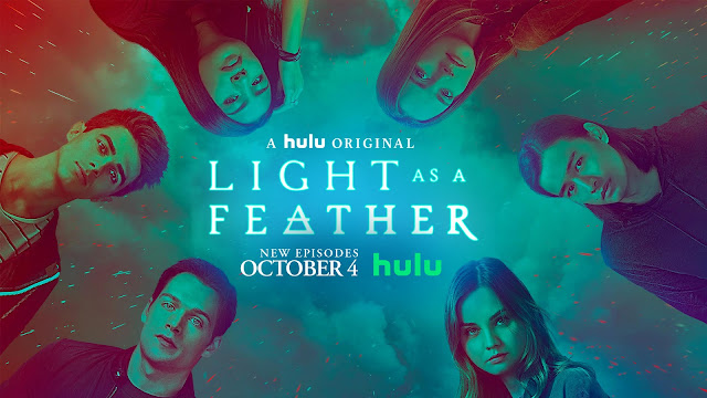 'Light As A Feather' Returns to Hulu on Friday, October 4
