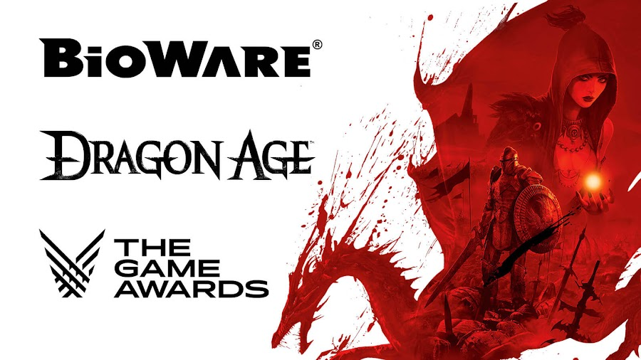 dragon age sequel game tease bioware the game awards 2018
