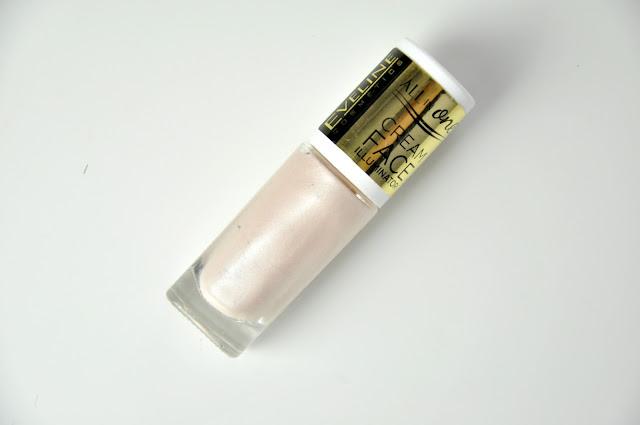 kremowy rozświetlacz eveline cream face illuminator light