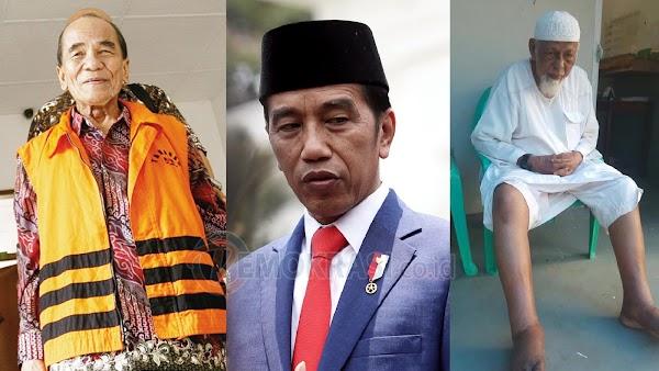 Netizen Sindir Jokowi: Koruptor Dikasih Grasi karena Uzur, Ustadz Baasyir Dibiarkan Sakit di Penjara