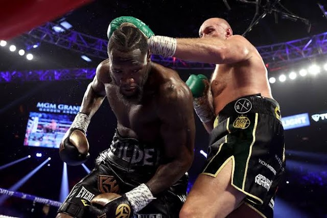 Boxing promoter, Frank Warren, has told Deontay Wilder not to bother about fighting Tyson Fury again