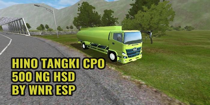 truck hino tangki cpo 500 ng wnr esp