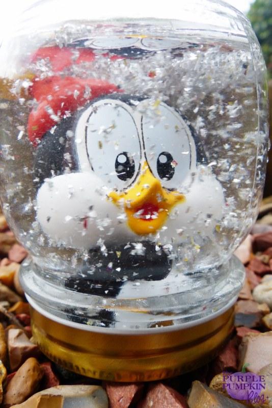 #Christmas #Crafts   Super Simple Snowglobe   The Purple Pumpkin Blog   #shop #cbias