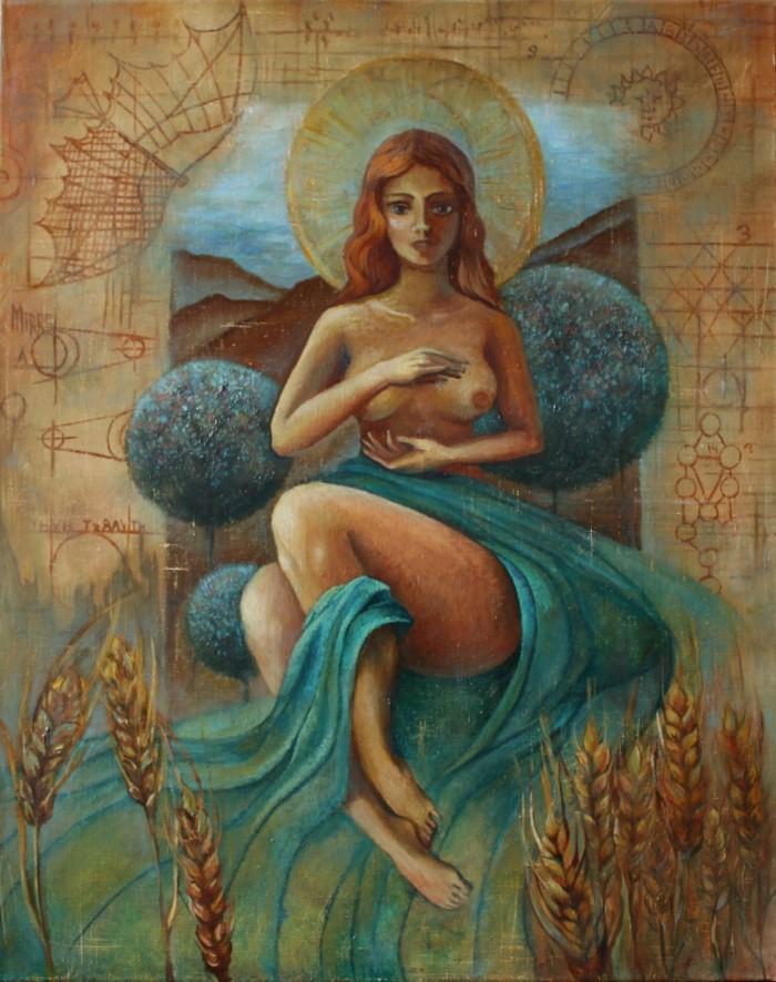 Анастасия Мирре