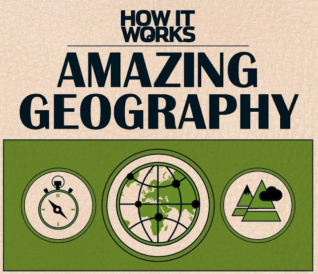 How It Works Book Of Amazing Geography