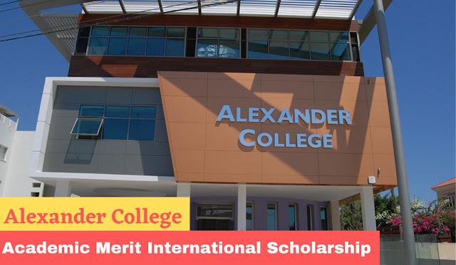 منحة كلية ألكسندر Alexander College في قبرص لدراسة البكالوريوس