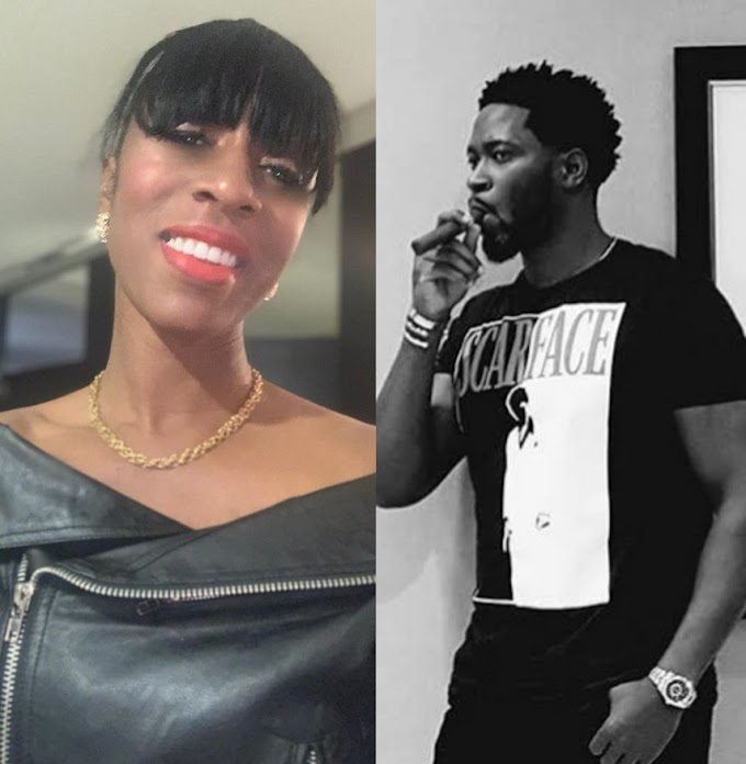 """""""If I die today, you're the only woman I know will take care of my children"""" Teebillz celebrates his ex,"""