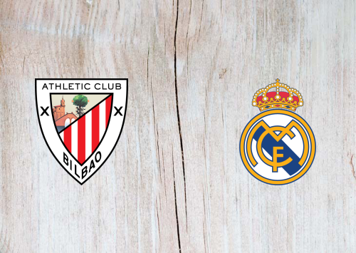 Athletic Club vs Real Madrid -Highlights 05 July 2020