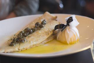 lemon sole, Eatery Hopping: Cadiz, Edinburgh, www.imogenmolly.co.uk