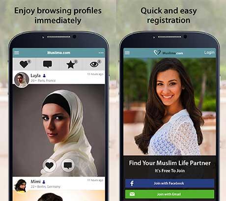 aplikasi cari jodoh islami muslima