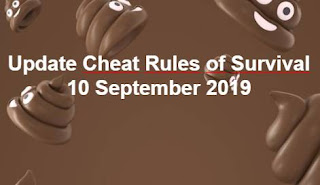 Link Download File Cheats Rules of Survival 10 September 2019