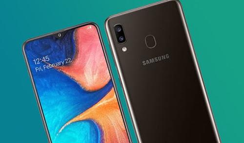 Spesifikasi Dan Harga HP Samsung A20 2020 Di Indonesia